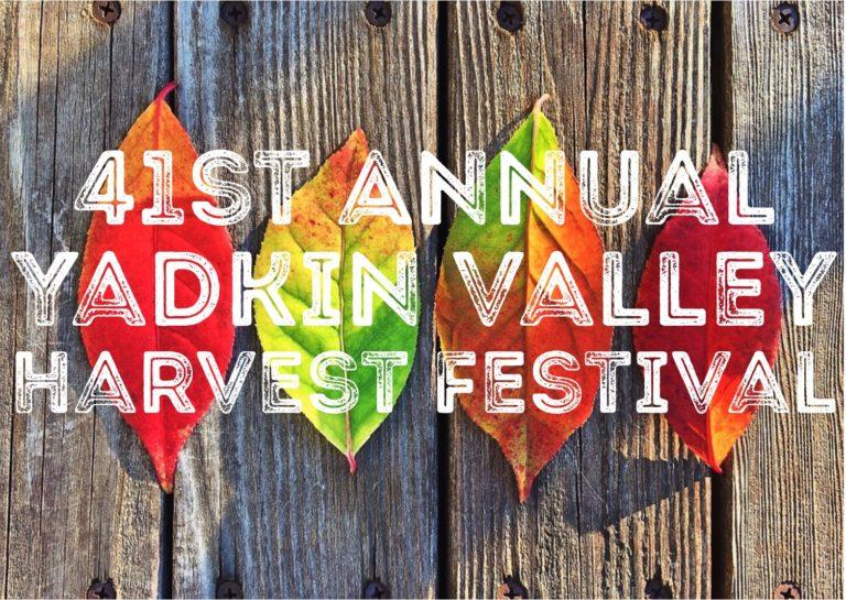 2018 Yadkinville Harvest Festival